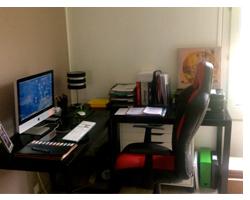 Les bureaux et espaces de travail des secr taires for Amenager son bureau de travail